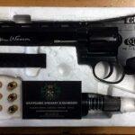 Dan Wesson 8″ Revolver .177