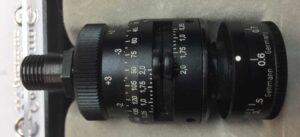 Gehmann 579 Rear Sight Iris & Diopter