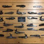 Side Plates & Locks
