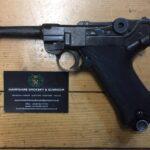 Luger PO8 Replica